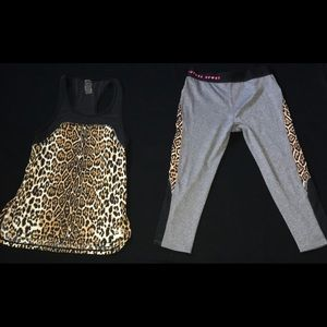 Women JUICY COUTURE size Xsmall Activewear outfit
